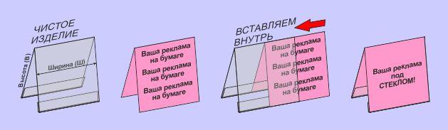 Прайс-лист изделия из оргстекла толщиной 2 мм
