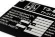 Что такое шильдик? Шильд на металле и алюминиевые шильды — производство в Тольятти.